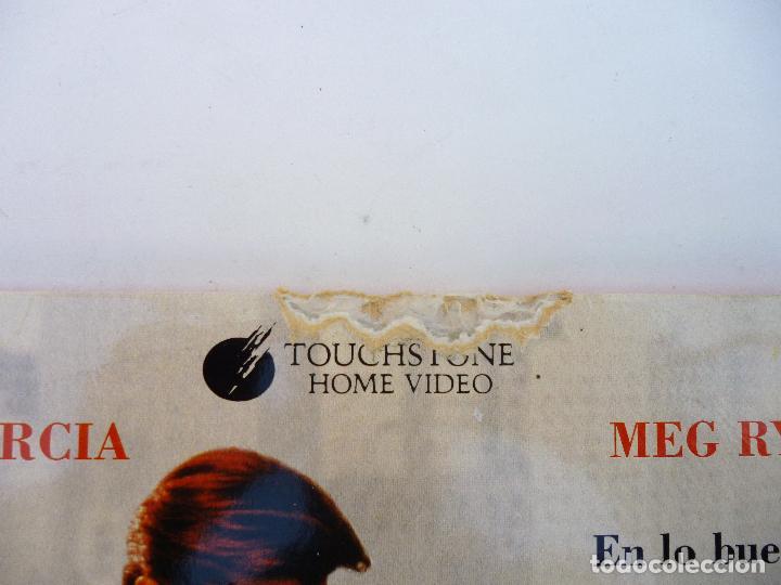Cine: LASER DISC CUANDO UN HOMBRE AMA A UNA MUJER, con Andy García y Meg Ryan, drama, romance. LASERDISC - Foto 6 - 66941350