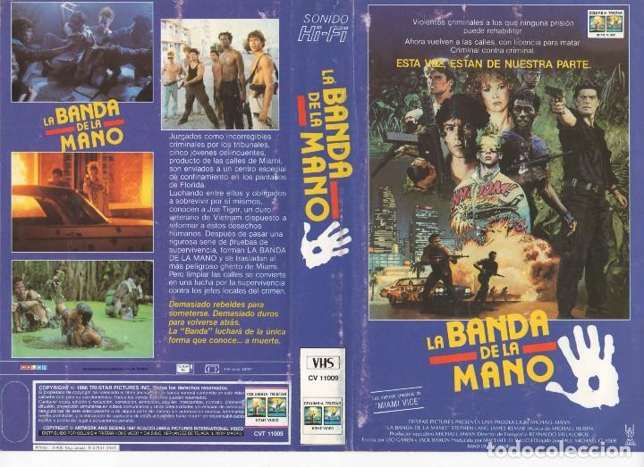 La Banda de la Mano (1986)