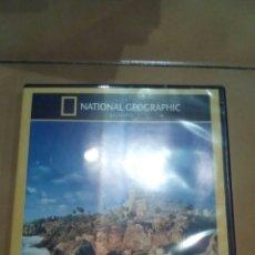 Cine: DVD RUTA MAYA Y CARIBE NATIONAL GEOGRAPHIC. Lote 87244754