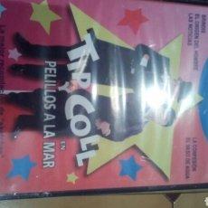 Cine: DVD TIP Y COLL PELILLOS A LA MAR. Lote 87246306