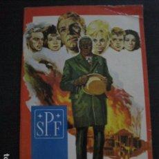 Cine: CATALOGO PELICULAS - SAN PABLO FILMS - AÑO 1973-74 -VER FOTOS-(V-11.228). Lote 87374116