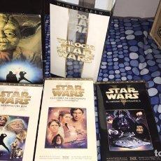 Cine: STAR WARS VHS. Lote 89704290