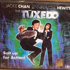 Cine: VIDEO-CD !! THE TUXEDO. JACKIE CHAN / JENNIFER LOVE HEWITT / EDICIÓN 2 DISCOS / BUENA CALIDAD.. Lote 92110595