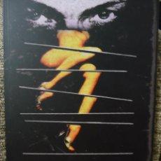 Cine: LIBRITO DE CARÁTULAS DE VIDEO PORTUGUESAS DE TERROR ARTE ANALÓGICA. LUIS SOBRAL. CINE DE TERROR.VHS. Lote 92994795