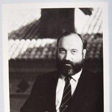 Cine: FERNANDO MÉNDEZ LEITE, DIRECTOR GENERAL INSTITUTO DE CINE Y ARTES AUDIOVISUALES (1986) COPIA VINTAGE. Lote 93203075