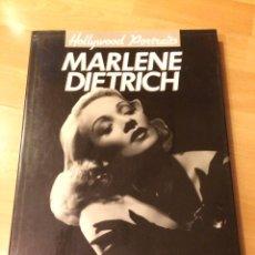 Libro Marlene dietrich Hollywood portraits