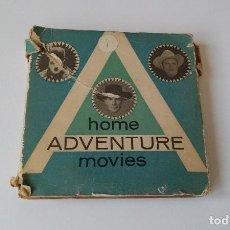 Cine: PELÍCULA HOME ADVENTURES MOVIES. Lote 94081565