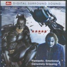 Cine: DVD: BATMAN : THE DARK KNIGHT 2008. Lote 81171884