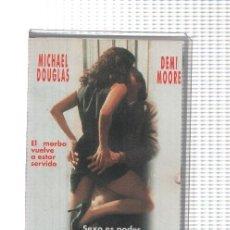 Cine: VHS-CINE: ACOSO - MICHAEL DOUGLAS, DEMI MOORE. Lote 74689029