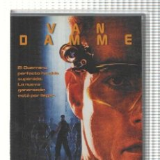 Cine: VHS-CINE: SOLDADO UNIVERSAL: EL RETORNO - JEAN-CLAUDE VAN DAMME. Lote 74171015