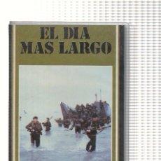 Cine: CINE VHS: EL DIA MAS LARGO - JIM CARREY. Lote 69523142