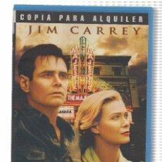 Cine: CINE VHS: THE MAJESTIC - JIM CARREY. Lote 69523425