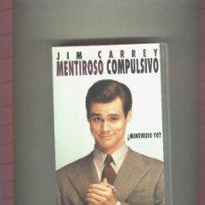 Cine: VIDEO VHS: MENTIROSO COMPULSIVO (JIM CARREY(. Lote 55516733
