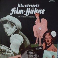 Cine: LIBRO ALEMAN QUE REPRODUCE 50 PROGRAMAS DE CINE ALEMANES. DIETRICH,GARBO,TERROR,MARILYN. Lote 95121299
