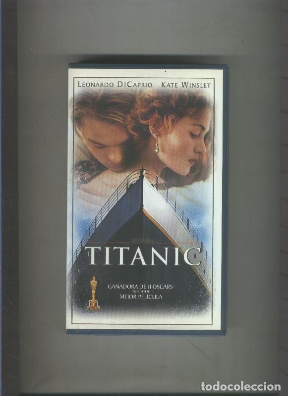 Video Vhs Titanic Leonardo Dicaprio Kate Wi Kaufen Andere Alte