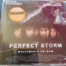 Cine: THE PERFECT STORM (GEORGE CLOONEY) MULTIMEDIA CD ROM. Lote 95682228