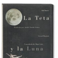 Cine: VHS-CINE: LA TETA Y LA LUNA - BIGAS LUNA (BMG 1995). Lote 95734704