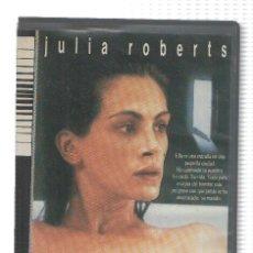 Cine: VHS-CINE: DURMIENDO CON SU ENEMIGO - JULIA ROBERTS (FOX 1991). Lote 95735835