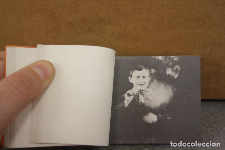 Cine: FOLIOSCOPIO. FLIP BOOK. PREMIERE CIGARETTE. EMILE COHL. LA CINÉMATHÈQUE CANADIENNE. AÑO 1967 - Foto 3 - 98370647