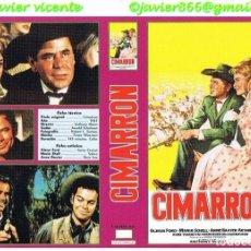 Cine: CARATULA CIMARRON. Lote 98603719