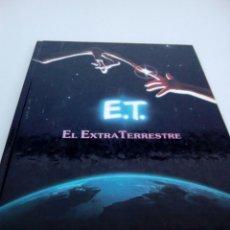 Cine: B , E T EL EXTRATERRESTRE LIBRO DE LA PELÍCULA DE CEBRA, VER FOTOS, ALGUN RALLON EN PORTADA. Lote 98630880