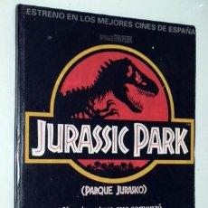 Cine: COMIC JURASSIK PARK - PARQUE JURASICO - STEVEN SPIELBERG. Lote 98664207