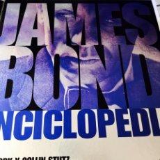 Cine: ENCICLOPEDIA JAMES BOND - PLANETA CÓMIC. Lote 98667174