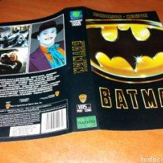 Cinema: CARATULA VHS- BATMAN. Lote 98695106