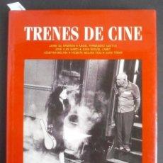 Cine: VARIOS AUTORES. - TRENES DE CINE.. Lote 98843743