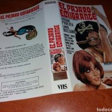 Cinema: CARATULA VHS- EL PAJARO EMIGRANTE. Lote 99784531