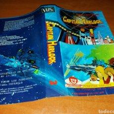Cinema: CARATULA VHS- CAPITAN HARLOCK 4. Lote 101656750