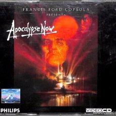 Cine: PELÍCULA APOCALYPSE NOW VIDEO CD / VIDEOCD / CDI - PHILIPS. Lote 105805575