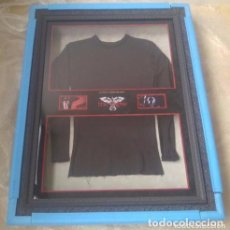 Cine: CAMISETA ORIGINAL DE BRANDON LEE (EL CUERVO) THE CROW. Lote 105895919