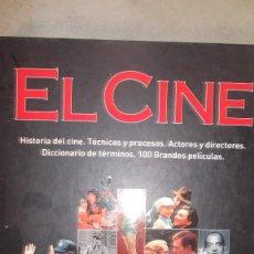 Cine: LIBRO LAROUSSE EL CINE HISTORIA TECNICAS ACTORES 2003. Lote 107978447
