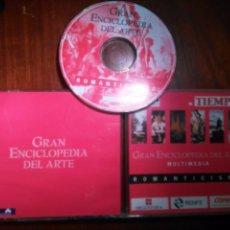 Cine: DVD CD ROM GRAN ENCICLOPEDIA DEL ARTE ROMANTICISMO SALVAT MULTIMEDIA. Lote 109822443