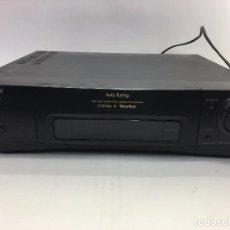 Cine: VIDEO CASSETTE RECORDER SONY - SLV-E210 VHS - CON MANDO - SIN COMPROBAR. Lote 109924155