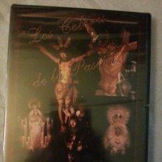 Cine: DVD PRECINTADO SEMANA SANTA DE ALCALA DEL VALLE - LOS COLORES DE LA PASION. Lote 110876039