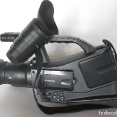 Cine: VIDEOCÁMARA SEMI PROFESIONAL, MARCA PANASONIC MODELO AG-DVC60E.. Lote 111994431