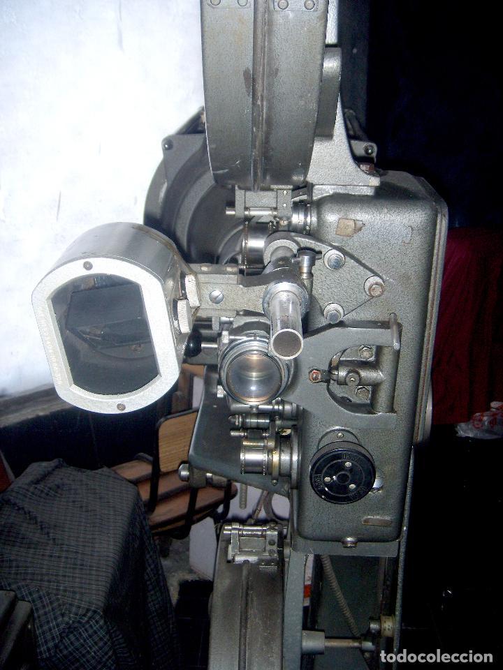 Cine: PROYECTOR DE CINE OSSA 60 A ELECTRONICA VER FOTOS ultimo precio FRANCINE - Foto 4 - 116185642