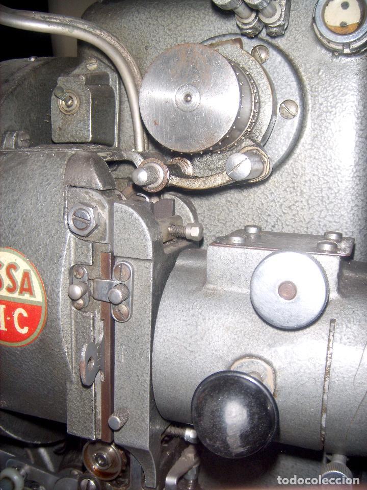 Cine: PROYECTOR DE CINE OSSA 60 A ELECTRONICA VER FOTOS ultimo precio FRANCINE - Foto 5 - 116185642