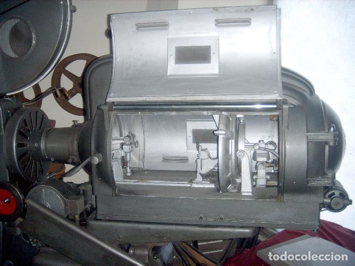 Cine: PROYECTOR DE CINE OSSA 60 A ELECTRONICA VER FOTOS ultimo precio FRANCINE - Foto 9 - 116185642