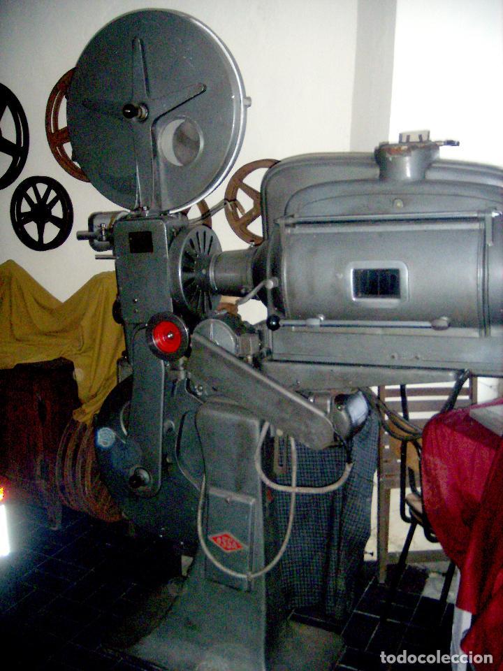 Cine: PROYECTOR DE CINE OSSA 60 A ELECTRONICA VER FOTOS ultimo precio FRANCINE - Foto 12 - 116185642