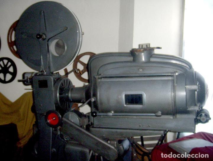 Cine: PROYECTOR DE CINE OSSA 60 A ELECTRONICA VER FOTOS ultimo precio FRANCINE - Foto 13 - 116185642