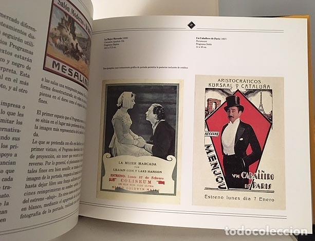 Cine: Baena : Los programas de mano en España (Coleccionismo. Carteles. Propaganda. Cine - Foto 2 - 113341115
