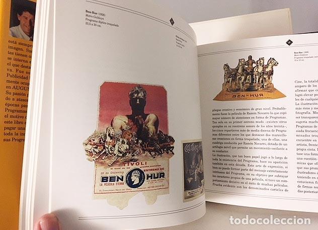 Cine: Baena : Los programas de mano en España (Coleccionismo. Carteles. Propaganda. Cine - Foto 3 - 113341115