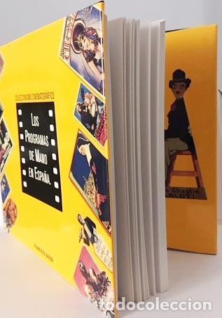 Cine: Baena : Los programas de mano en España (Coleccionismo. Carteles. Propaganda. Cine - Foto 4 - 113341115