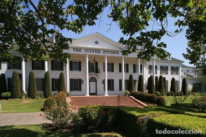 Cine: Foco Cine Hollywood Estudios Culver 1930s - Foto 5 - 111460707