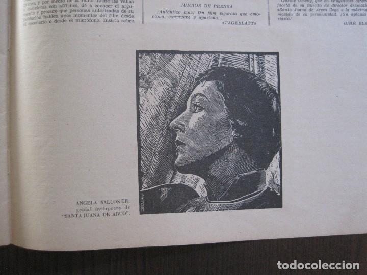 Cine: MANUAL PUBLICIDAD UFA -ALIANZA CINEMATOGRAFICA ESPAÑOLA -AÑO 1935- 36 -VER FOTOS-(V-13.753) - Foto 18 - 114798639