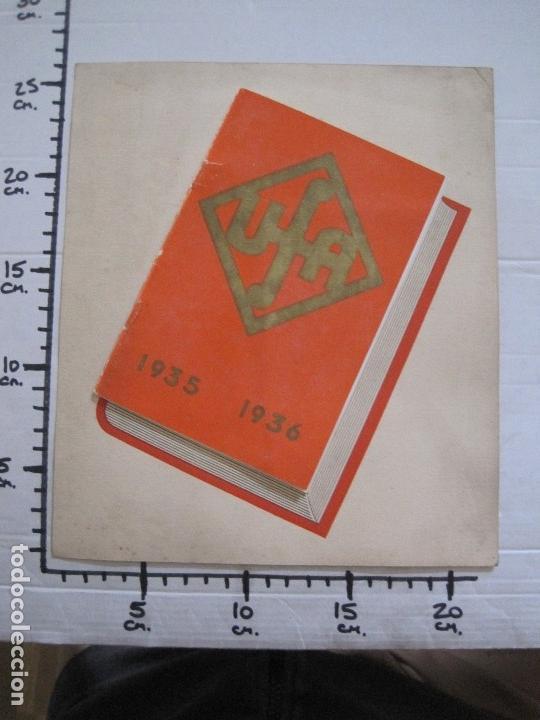 Cine: PUBLICIDAD UFA -ALIANZA CINEMATOGRAFICA ESPAÑOLA-PELICULAS AÑO 1935- 36 -VER FOTOS-(V-13.754) - Foto 15 - 114799619