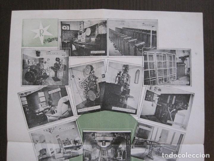 Cine: PUBLICIDAD roptence s.a. - ESTUDIOS CINEMATOGRAFICOS -VER FOTOS-(V-13.757) - Foto 5 - 114803683